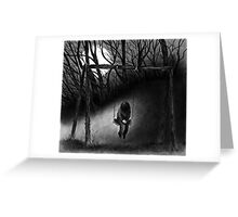 Emptiness Greeting Card