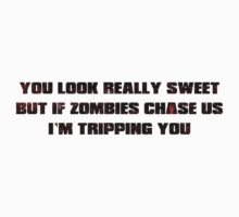 If Zombies Chase Us by superiorgraphix
