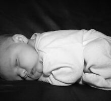 Sleeping Baby by Evita