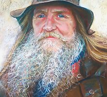 Portrait of Graeme by Lynda Robinson