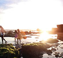 Tidal Pools by ikonvisuals