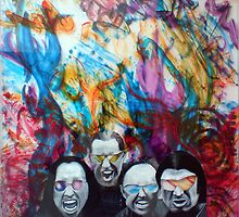 """metallica - """"broken, beat & scarred"""" by Sandra Everley"""