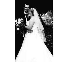 Rachael And Matthew Batson  Photographic Print