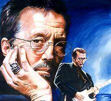 Eric Clapton redux by kenmeyerjr