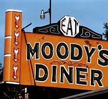Moody's Diner, ME by gailrush