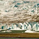 Mendenhall Glacier close-up, Ketchikan, AK by HouseofSixCats