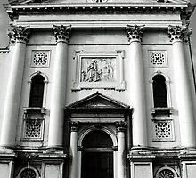 The Church of Vivaldi by Renee Hubbard Fine Art Photography