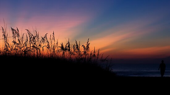 Sand Dune at Sunrise by Joe Norman