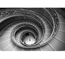 Michelangelo's stairs Photographic Print