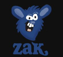 Zak the Wacko Rabbit  by Rajee
