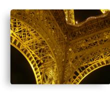 La Tour Eiffel IV Canvas Print