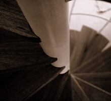 stairwell. by mikaelee