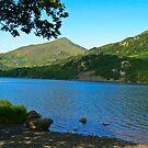 Lake-North Wales by Trevor Kersley