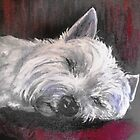 Penny- West Highland White Terrier by Jonesy7