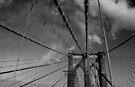 Brooklyn Bridge 1 by Paul Finnegan