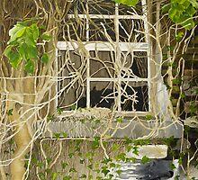 Tangle of memories - Clounleharde school , Limerick,Ireland by Pauline Sharp