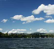 Lake Windermere by nathanw08