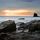 Black Nab Morning by leephotoofyork