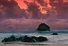 Big Sur Sunset Storm by MattGranz