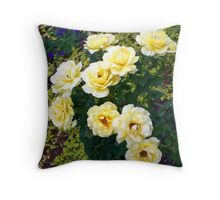A Rose is a Rose 12 Throw Pillow