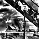 Opera Walk. by JohnArnold