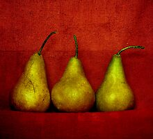 The Three Pears by Kitsmumma