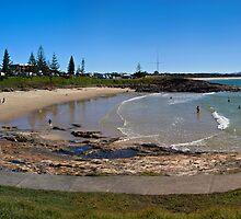 Horseshoe Bay Panorama by Richard Majlinder