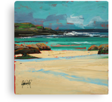 Barra Breeze 1 Canvas Print