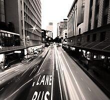 Adelaide Street by MarkusHoelzner