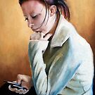 Lesley by Martin Kirkwood