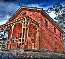 The Courthouse Steiglitz by Garry Quince