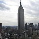 Empire state Building by ell3jay