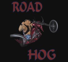 Road Hog by LoneAngel