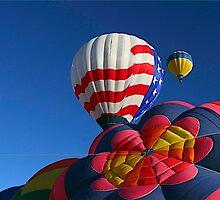 Balloon Fiesta by BarneyB
