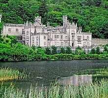 Kylemore Abbey by WatscapePhoto