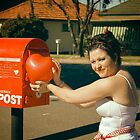 Looking for Love ... Will my love be marked 'return to sender'? by madcowgirl