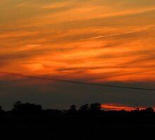 072909-25    PRAIRIE SUNSET by MICKSPIXPHOTOS