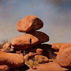 Devils Marbles by William  Stanfield