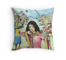 The Arrows Of Love Throw Pillow