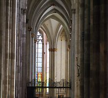 Cologne Cathedral by Rowan  Lewgalon