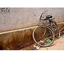 Sweet wheels Photographic Print