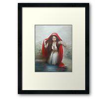 Magdalen Framed Print