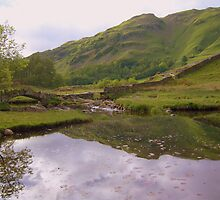 The Lake District: Slater Bridge - The Wider View by Rob Parsons