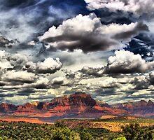 West Temple by Misti Love