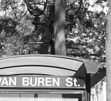 The Street of Van Buren by Dean Mucha