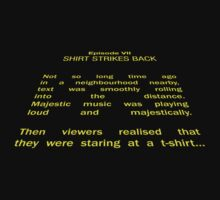 Shirt Strikes Back by KariS