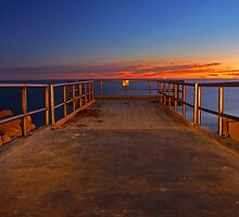North Beach Jetty  by EOS20