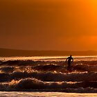 Surfing Shadows by celticpics