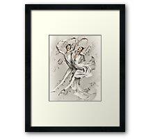 Pure Elegance Framed Print
