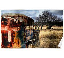 Out To Pasture   ( BoneYard Series ) Poster
